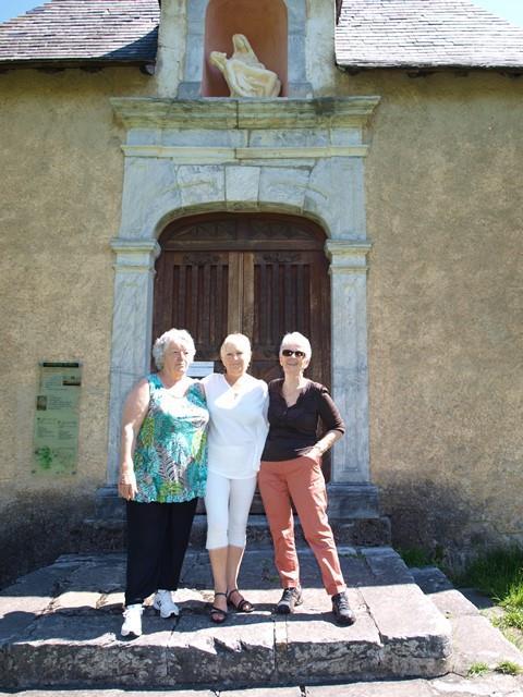 Lucette, Yolande & Nicole